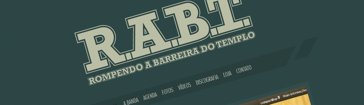 R.A.B.T. - Rodolfo Abrantes
